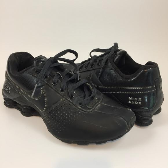 df9985503f5 Nike Shox Deliver GS Sneakers Youth 6 Y Black. M 5b69febd03087c0f0bccb817